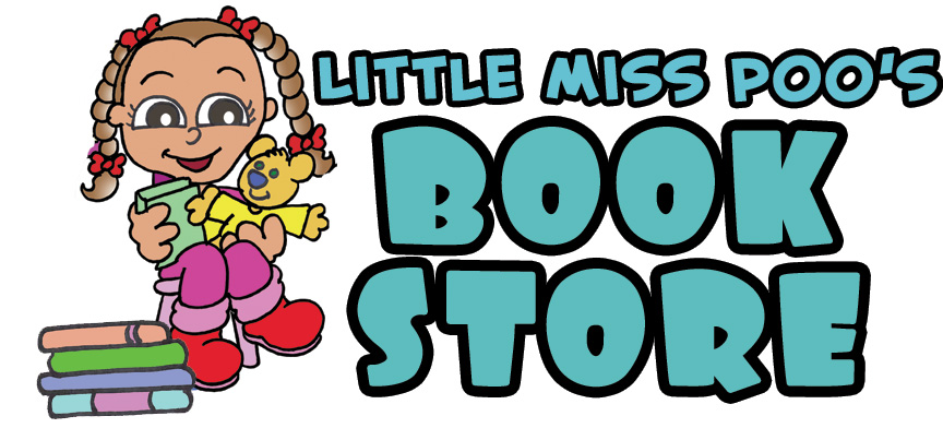 URSULA HANNAH CHILDREN'S BOOKS, LITTLE MISS POO, BUT WHY, written by Ursula Hannah, art by Chris Padovano